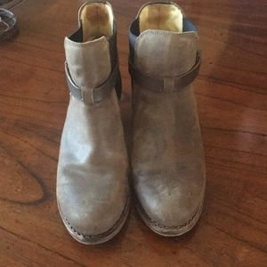 Rag + Bone Womens Booties